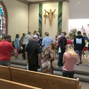 Rosary Path, May Crowning, Children's Masses, Family Gathering, Catechetical Sunday . . .  photo album thumbnail 78